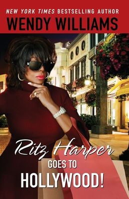 Cover for Ritz Harper Goes to Hollywood!