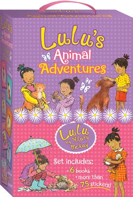Lulu Boxed Set #1-6 Cover Image