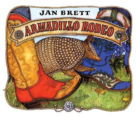 Armadillo Rodeo Cover