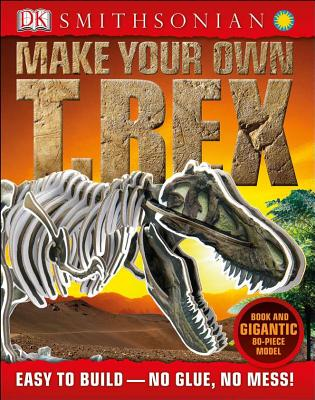 Make Your Own T. Rex Cover