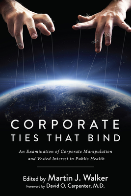 Cover for Corporate Ties That Bind