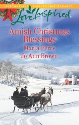 Amish Christmas Blessings: The Midwife's Christmas Surprise\A Christmas to Remember Cover Image