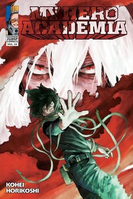Cover for My Hero Academia, Vol. 28 (My Hero Academia  #28)