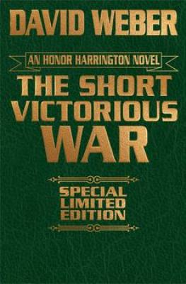 The Short Victorious War Leather Bound Edition Cover Image