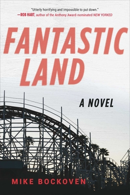 FantasticLand: A Novel Cover Image