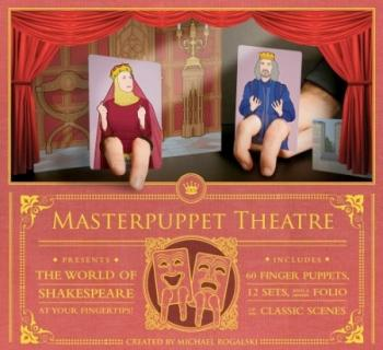 Masterpuppet Theater Cover