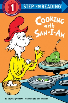 Cooking with Sam-I-Am (Step into Reading) Cover Image