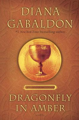 Dragonfly in Amber (25th Anniversary Edition): A Novel (Outlander #2) Cover Image