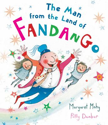 The Man from the Land of Fandango Cover