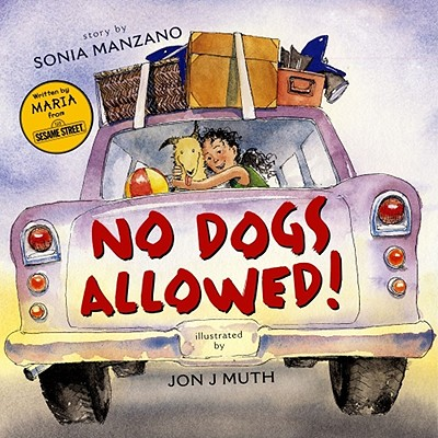 No Dogs Allowed! Cover
