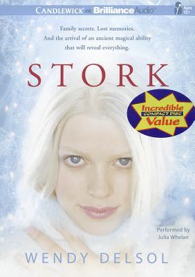 Stork (Stork Trilogy (Audio)) Cover Image