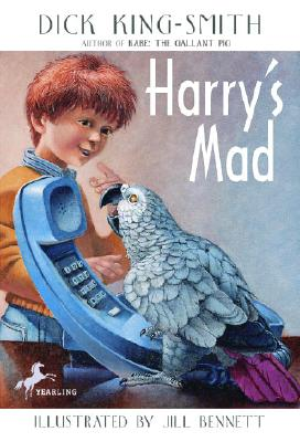Harry's Mad Cover