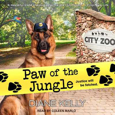 Paw of the Jungle (Paw Enforcement #8) Cover Image