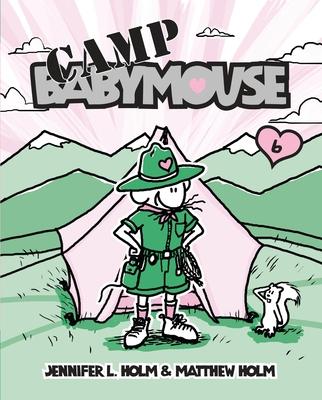 Babymouse #6: Camp Babymouse Cover Image