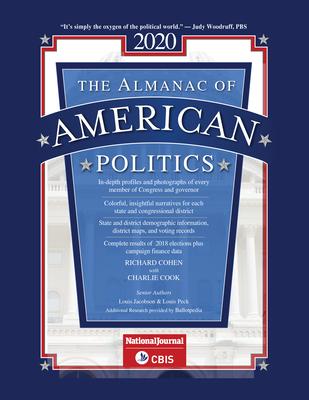 Almanac of American Politics 2020 Cover Image