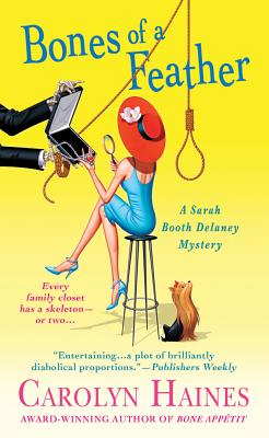 Bones of a Feather: A Sarah Booth Delaney Mystery Cover Image