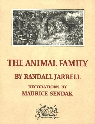The Animal Family Cover