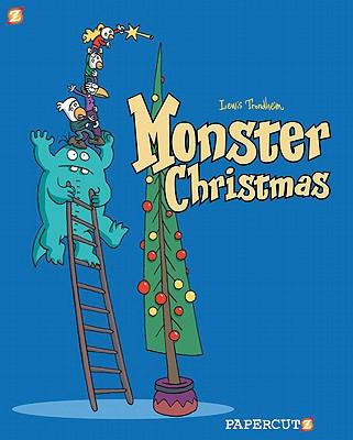 Monster Christmas Cover
