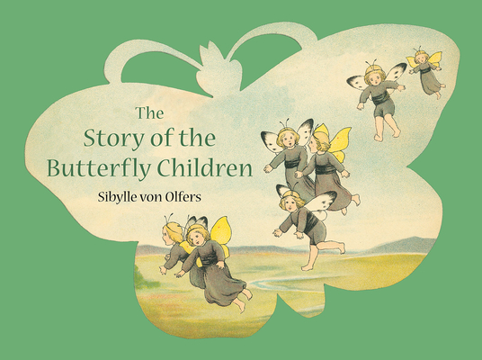The Story of the Butterfly Children Cover