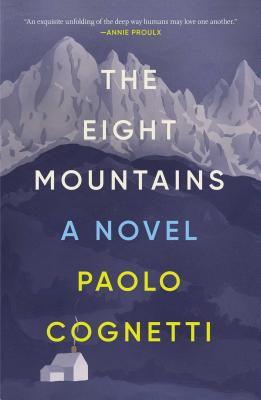 The Eight Mountains Cover Image