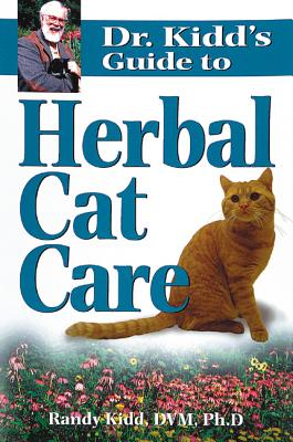 Cover for Dr. Kidd's Guide to Herbal Cat Care