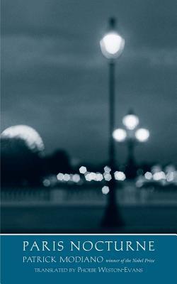 Paris Nocturne (The Margellos World Republic of Letters) Cover Image