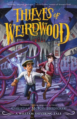 Thieves of Weirdwood Cover Image