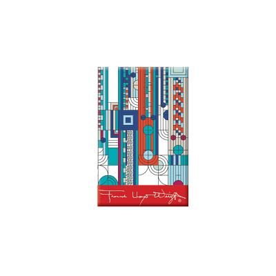 Frank Lloyd Wright Saguaro Forms & Cactus Magnet Cover Image