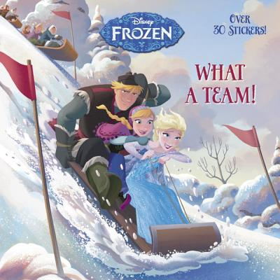 What a Team! (Disney Frozen) (Pictureback(R)) Cover Image