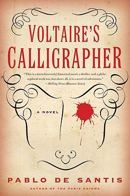 Voltaire's Calligrapher Cover