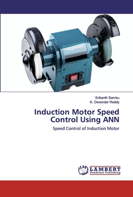 Induction Motor Speed Control Using ANN Cover Image