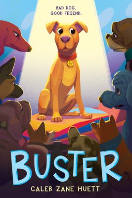 Buster Cover Image