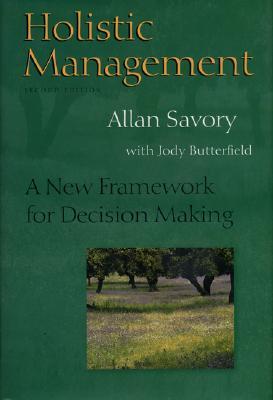 Holistic Management, P Cover