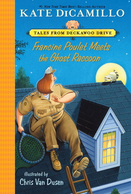 Francine Poulet Meets the Ghost Raccoon cover image