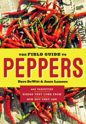 The Field Guide to Peppers Cover Image