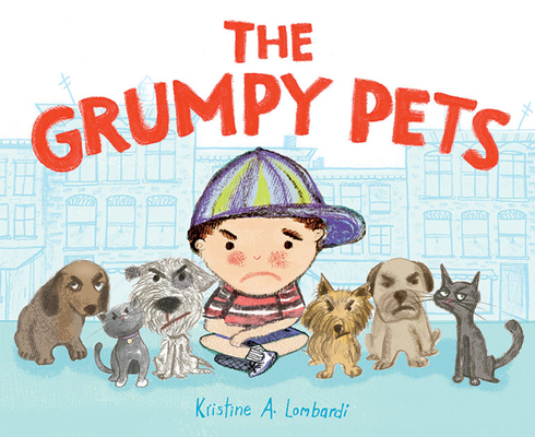 The Grumpy Pets Cover Image