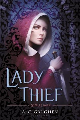 Lady Thief: A Scarlet Novel cover