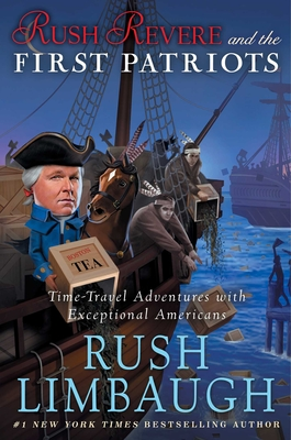 Rush Revere and the First Patriots Cover
