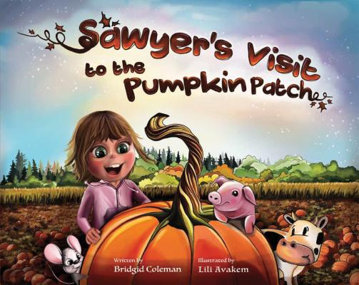 Sawyer's Visit to the Pumpkin Patch Cover Image