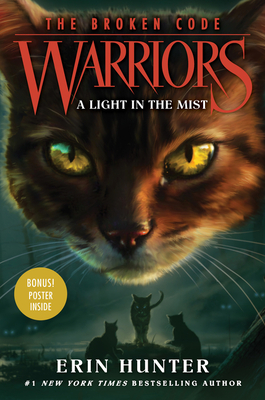 Warriors: The Broken Code #6: A Light in the Mist Cover Image