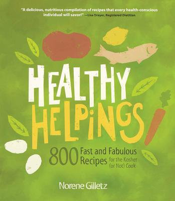 Healthy Helpings Cover
