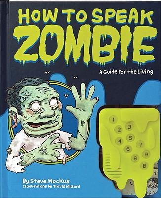 How to Speak Zombie Cover
