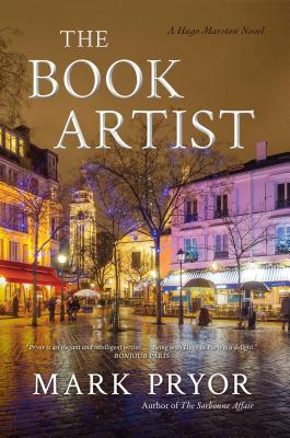 The Book Artist: A Hugo Marston Novel Cover Image