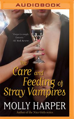 The Care and Feeding of Stray Vampires (Half-Moon Hollow #6) Cover Image