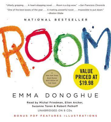 Room [With Earbuds] Cover Image