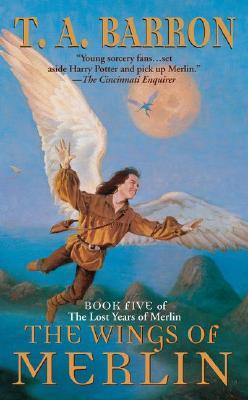 The Wings of Merlin Cover Image