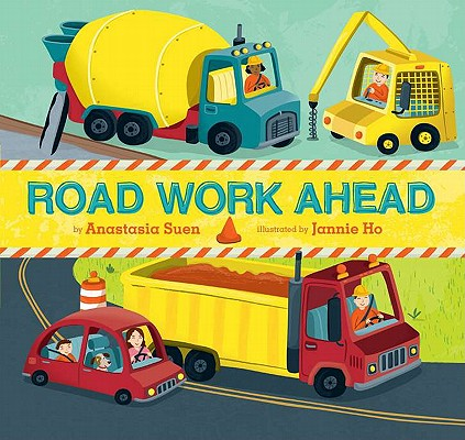 Road Work Ahead Cover