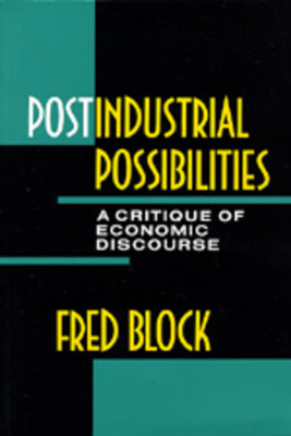 Cover for Postindustrial Possibilities