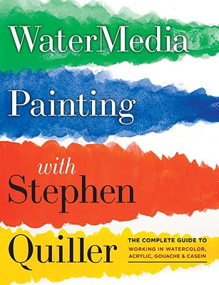 Watermedia Painting with Stephen Quiller Cover
