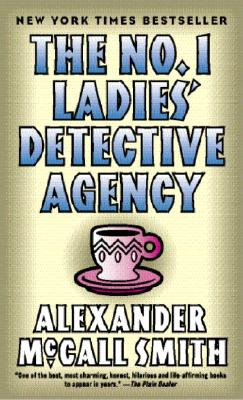 The No. 1 Ladies' Detective Agency Cover Image